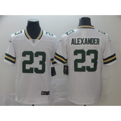 Nike Packers 23 Jaire Alexander White Vapor Untouchable Limited Men Jersey