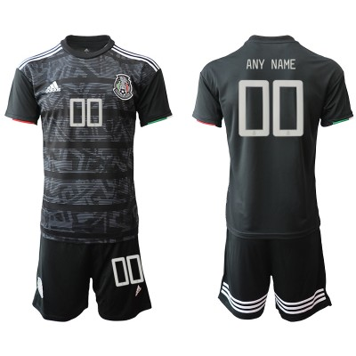 2019-20 Mexico Customized Home Soccer Men Jersey