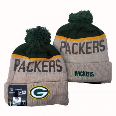 NFL Green Bay Packers New Era 2019 Knit Hats 058
