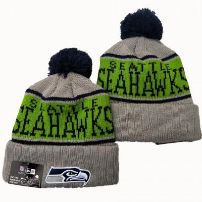 NFL Seattle Seahawks New Era 2019 Knit Hats 051