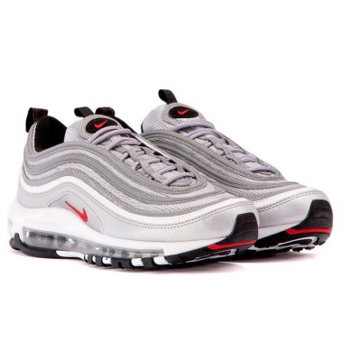 Nike Air Max 97 Qs Gs Metallic Shoes