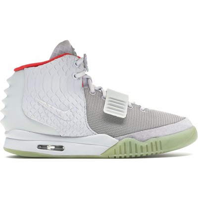 Air Yeezy 2 Pure Platinum Shoes