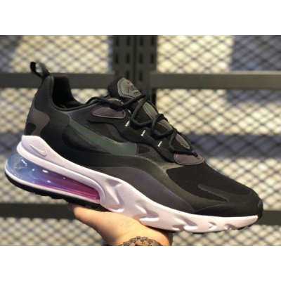 Nike Max 270 React Black Shoes