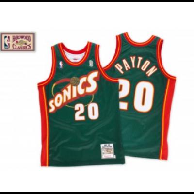 NBA Seattle Supersonics Customized Men Jersey Model