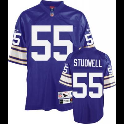 vikings 55 scott studwell throwback jersey