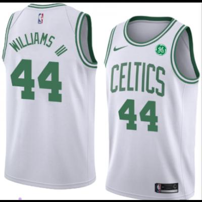 NBA Celtics 44 Robert Williams III White 2018 Draft Nike Men Jersey