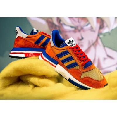 Adidas Dragon Ball Z Gokue ZX 500 RM Shoes
