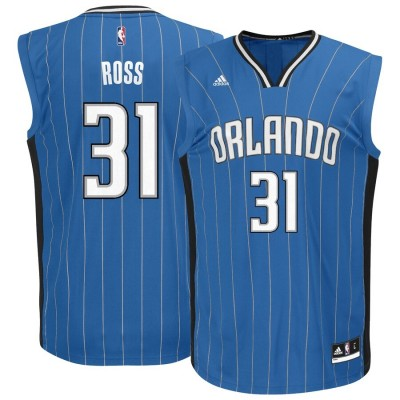 NBA Orlando Magic 31 Terrence Ross Blue Adidas Men Jersey