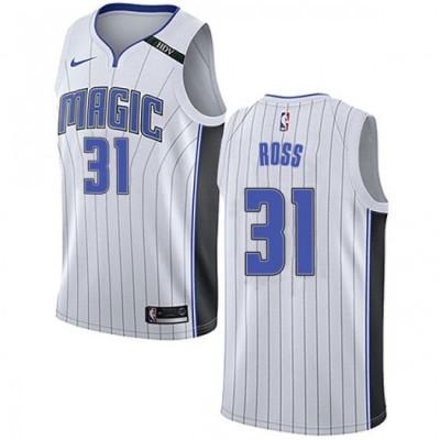 NBA Orlando Magic 31 Terrence Ross White Nike Men Jersey