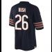 Chicago Bears 26 Deon Bush Nike Navy Blue Elite 2016 NFL Draft Men Jersey