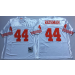 Mitchell and Ness San Francisco 49ers #44 Rathman Throwback White Jersey