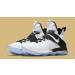 Nike LeBron 14 Black History Month Black White Shoes
