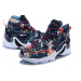 Nike Basketball Sneakers LeBron 13 Black Floral Shoes