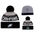NFL Eagles 2018 Super Bowl LII Champions Knit Hat XDF