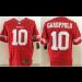 Nike NFL 49ers 10 Jimmy Garoppolo Red Elite Men Jersey