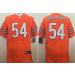 Nike NFL Chicago Bears 54 Brian Urlacher Orange NFL Elite Men Jersey
