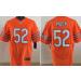 Nike Chicago Bears  52 Khalil Mack Orange Elite Men Jersey