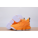 Nike LeBron 15 Orange Kids Shoes