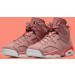 "Air Jordan 6 Retro ""Millennial Pink"" Shoes"