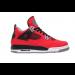 "Air Jordan 4 Retro GS""Toro Bravo""Red Shoes"