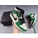 Air Jordan 1 Mid SE - Pine Green/Black/Sail Shoes