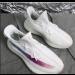Adidas Yeezy Boost 350 V2 White Purple Shoes
