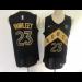 NBA Raptors 23 Fred VanVleet Black City Edition Nike Men Jersey