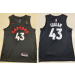 NBA Raptors 43 Pascal Siakam Black XOvo Nike Swingman Men Jersey