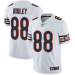 Nike Bears 88 Riley Ridley White Vapor Untouchable Limited Men Jersey